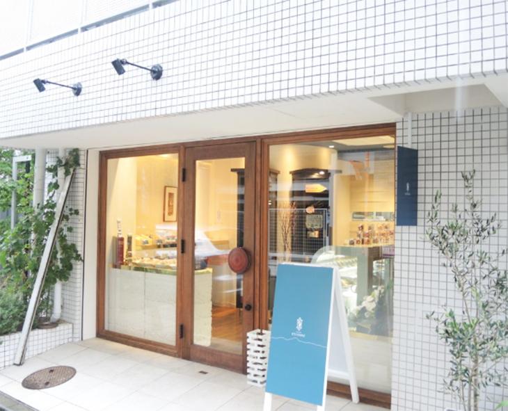 2016年7月にオープンした「パティスリー・エトネ」