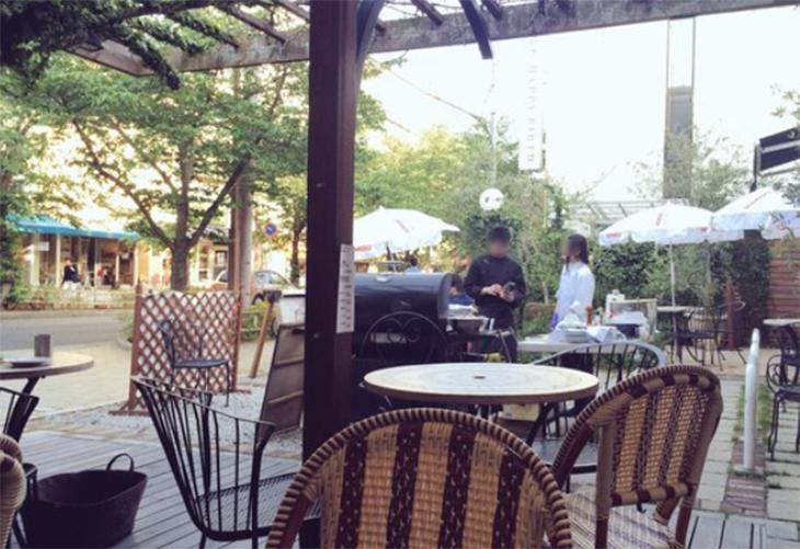 実は茶屋之町は、芦屋市内でも美味しいスイーツのお店やレストランがぎゅっと密集している穴場スポット