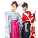 卒業式に袴を着る小学生が急増中!注意したい点は?選び方は?